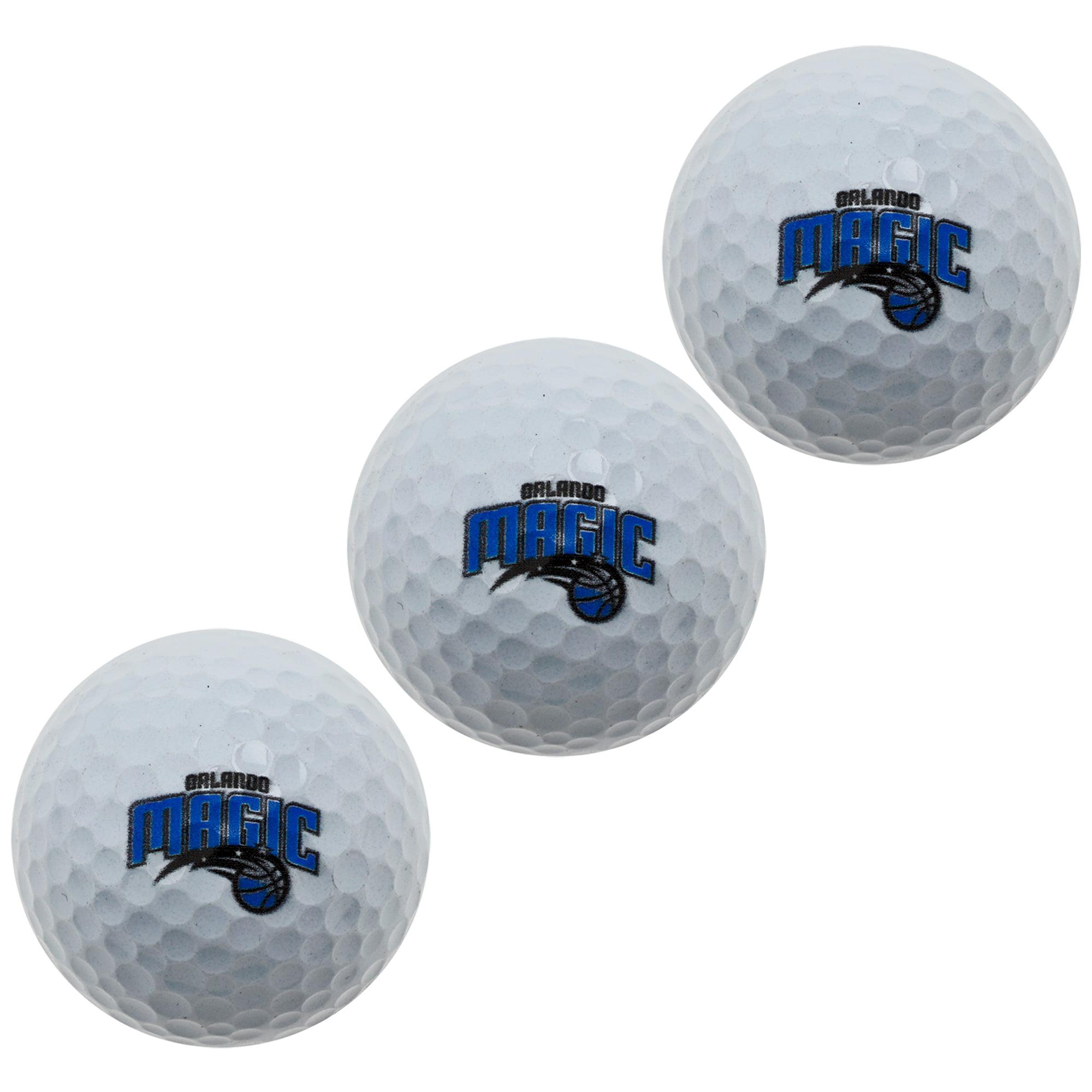 Orlando Magic WinCraft 3-Pack Golf Balls - No Size
