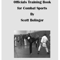 Officials Training Book for Combat Sports - eBook