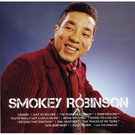 Smokey Robinson - Icon - CD