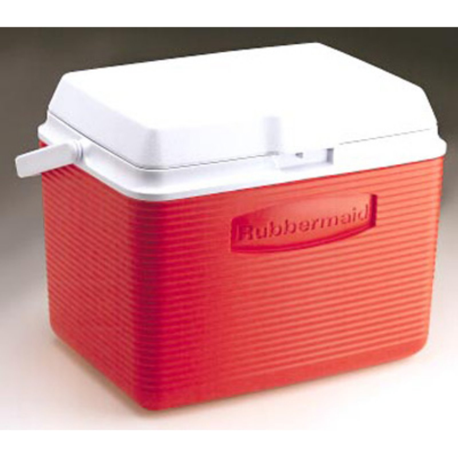 Rubbermaid 24 Quart Modern Red Personal Cooler