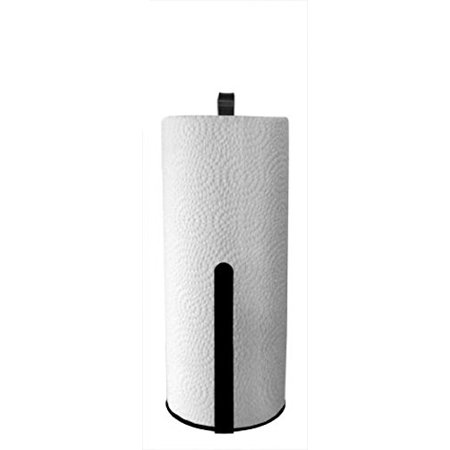 Plain Paper Towel Holder Vertical Wall Mount