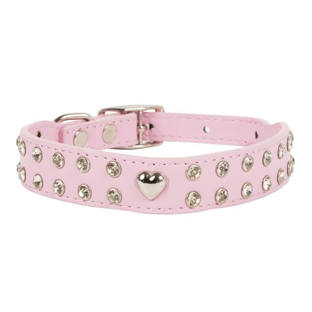 Girl Pink Jungle Office Dog Collar for Boy