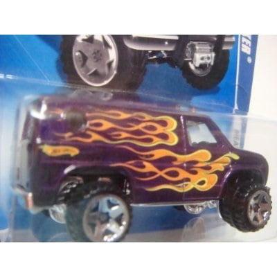 Hot Wheels Baja Breaker Heat Fleet Series 119 '09 Scale 1/64 Collector