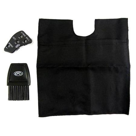 Diamond Umpire Equipment (Rawlings Deluxe Umpire Accessory Kit)