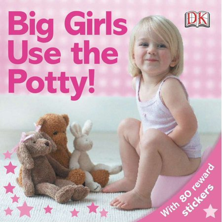 Big Girls Use the Potty (Board Book) (Big Girls Do It Better Box Set)