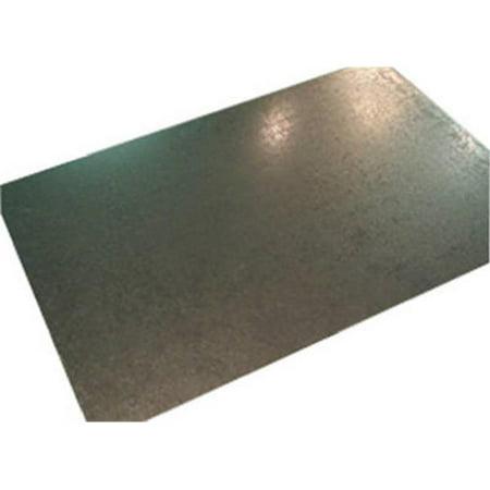 11178 24 x 36 in. 26GA Galvanized Steel Sheet