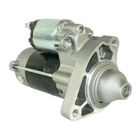 DB Electrical SND0549 Starter For Dodge 3.7  4.7 4.7L Dakota 06 07 08 09 10/ 3.7L Durango 06-09/ 3.7L 4.7L Ram Pickups 06-10/ 3.7L 4.7L 1500 Pickup (11 12) 04801256AA,4801256AB,4801256AC,428000-3050