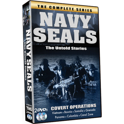 Navy Seals: The Untold Stories - The Complete Series (Full Frame)
