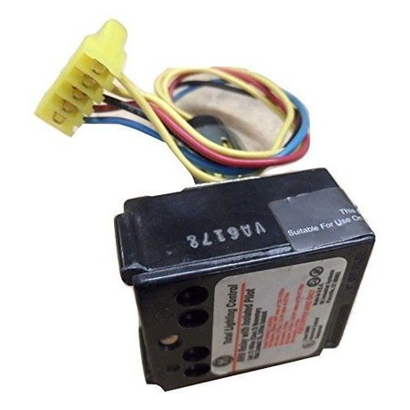 1- GE RR9 20A SPST Low Voltage Relay (One Relay)