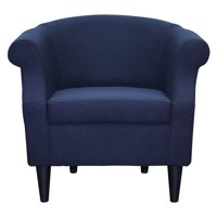 Nikole Club Chair - Klein Navy Blue