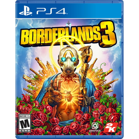 Borderlands 3, Take 2, PlayStation 4, 0710425574931