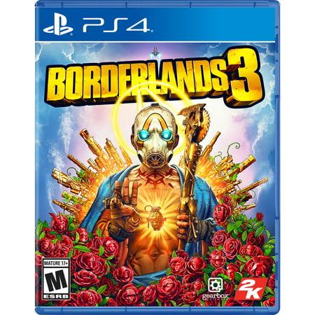 Borderlands 3, 2K, PlayStation 4, 0710425574931
