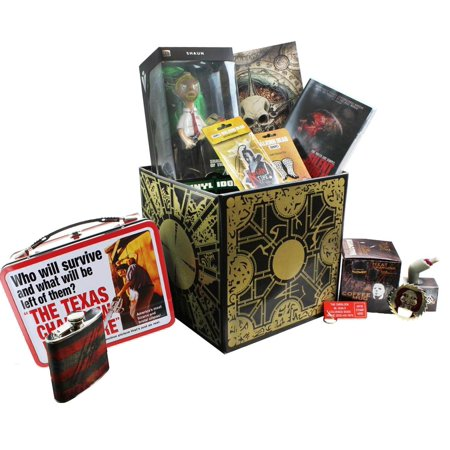 - Horror Movies Collectibles | Horror LookSee Collectors Box | Collector's Edition