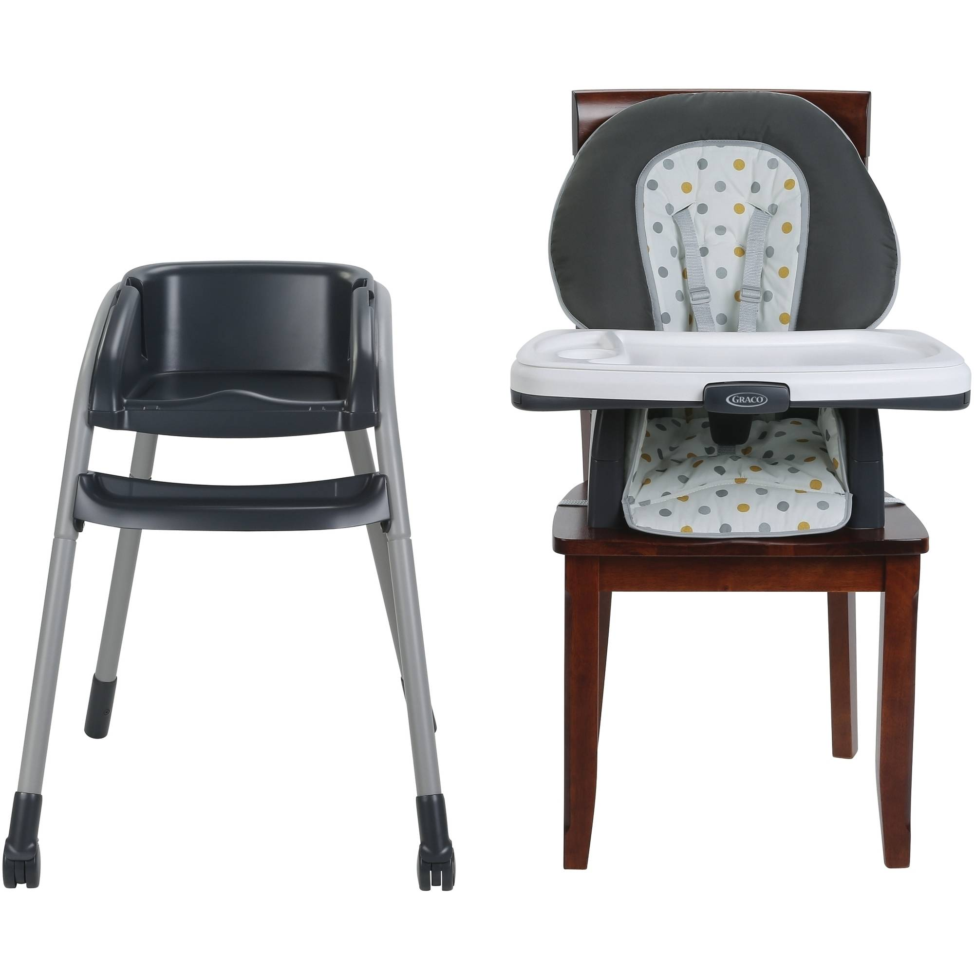 Graco Table 2 Table High Chair Gol Walmart