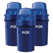 PUR Faster Basic Water Pitcher Replacement Filter, PPF900Z3, 3 Pack | Newest Version