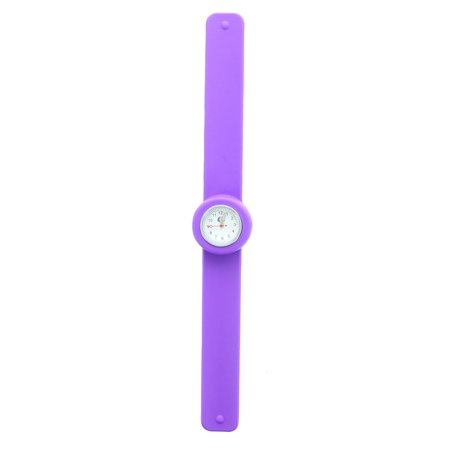 Nerd Block Jr. Slap Watch, Purple ()