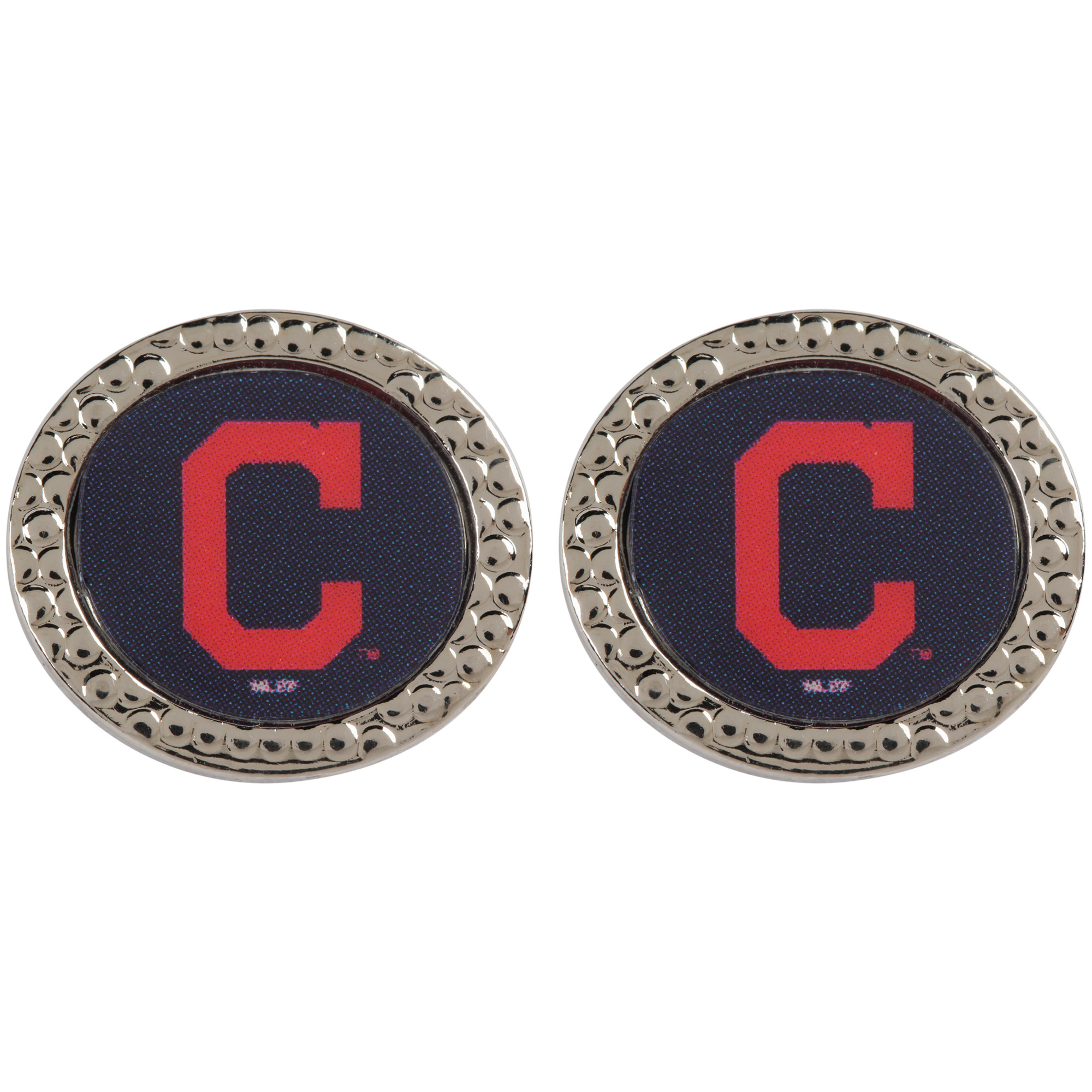 Cleveland Indians WinCraft Women's Round Post Earrings - No Size
