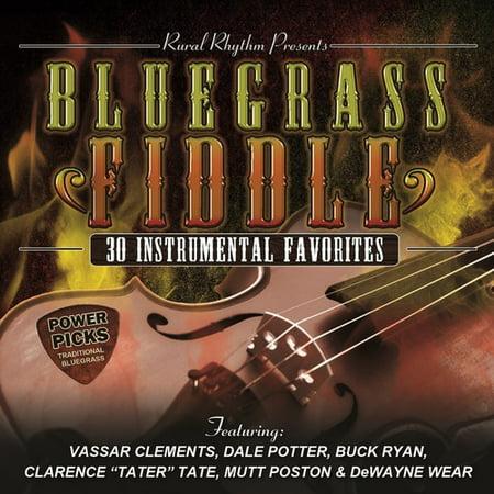 (Bluegrass Fiddle Power Picks: 30 Instrument)