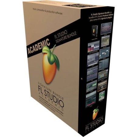 Image Line FL Studio Signature - Academic Edition Download Card for Windows
