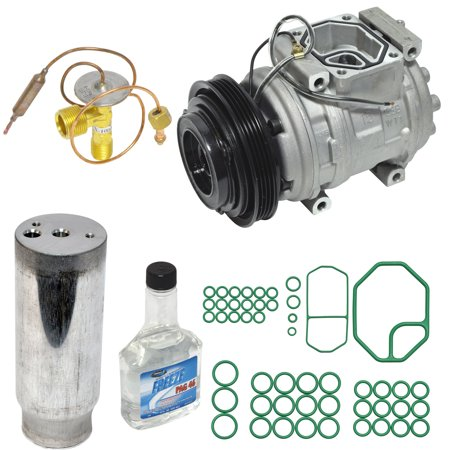 New A/C Compressor and Component Kit 1050113 - - Integra Silicone