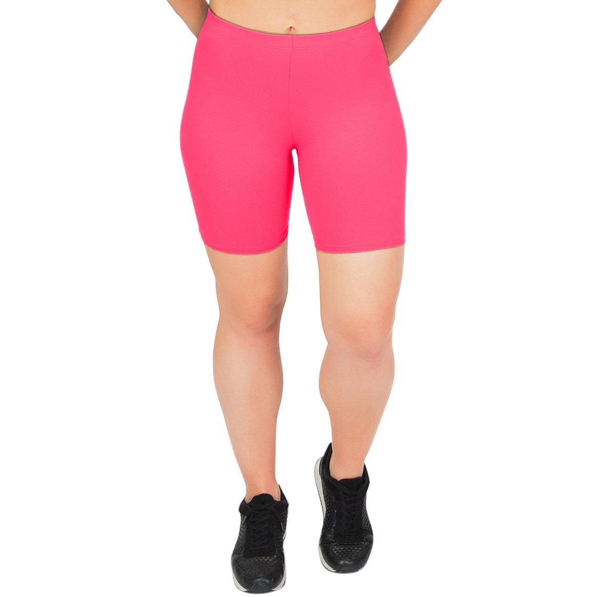 Rose Mechanic American Flag Womens Active Yoga Shorts Workout Running Shorts