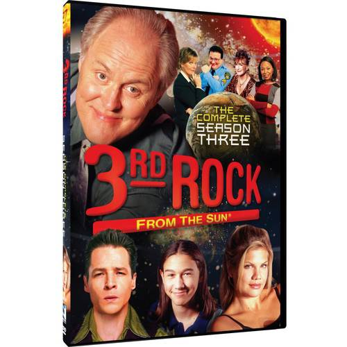 3rd Rock From The Sun: The Complete Season Three