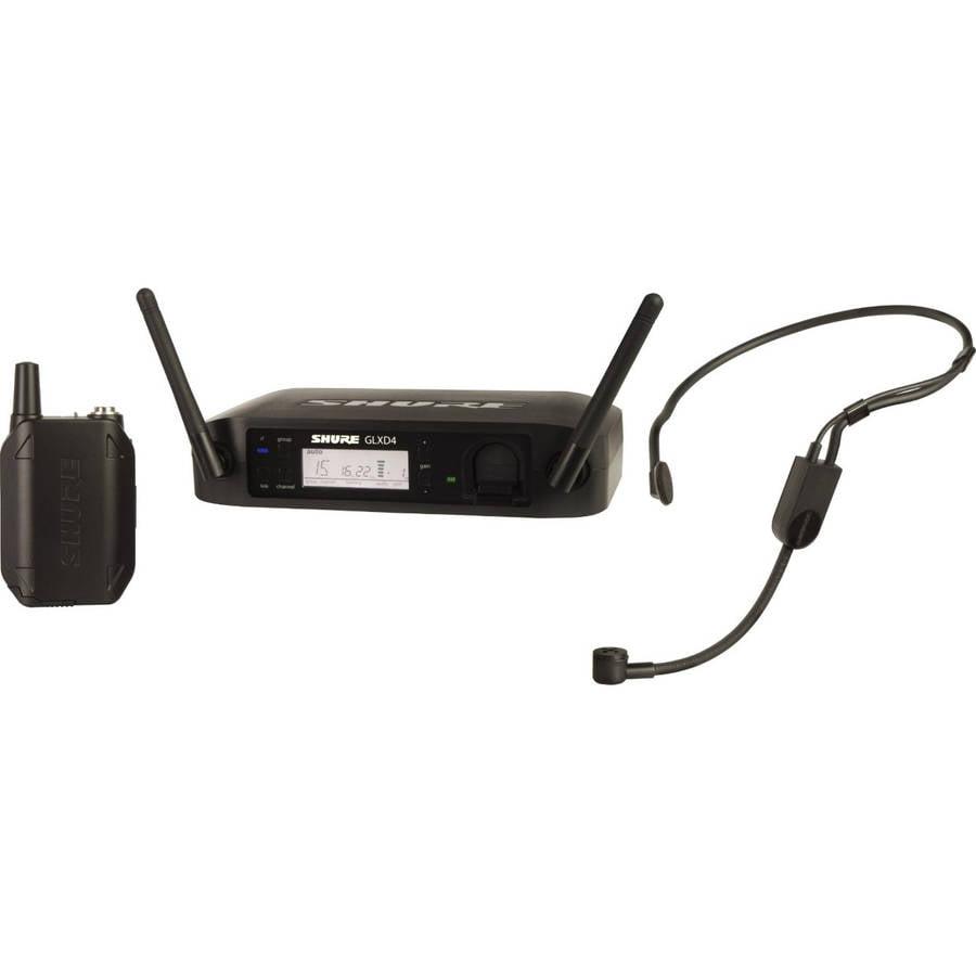 Shure GLXD14 PGA31 GLX-D Digital Wireless Headset System by Shure