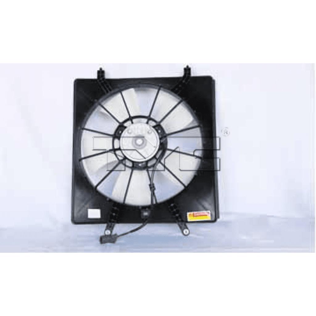 For Honda Odyssey Radiator Cooling Fan Assembly 1999