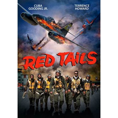 Red Tails (Vudu Digital Video on Demand) - Red Oitnb