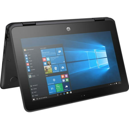 "HP ProBook LCD 2 in 1 Notebook, 11.6"", Intel Celeron N3350 Dual Core, Intel HD Graphics 500, 4GB, 64 GB HDD, 1PJ89U8"