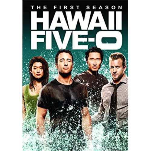 Refurbished Hawaii Five-0: Season 1