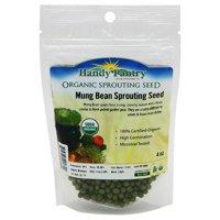 4 oz. Sprouting Seeds - Mung Bean