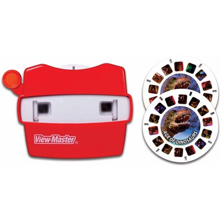 View-Master Viewer, Age Of Dinosaurs