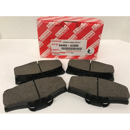 Genuine Toyota Front Brake Pads 04465-AZ005