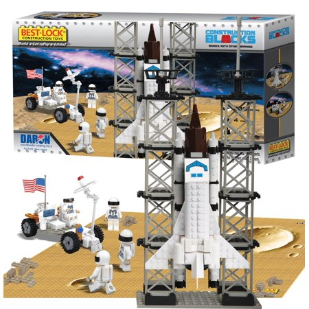 Best Lock: Space Shuttle 392 Piece Construction Toy: NASA (Nasa Bm1 Battery Monitor Best Price)