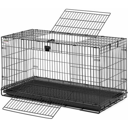 MidWest Wabbitat Rabbit Home Folding Rabbit Cage, Large