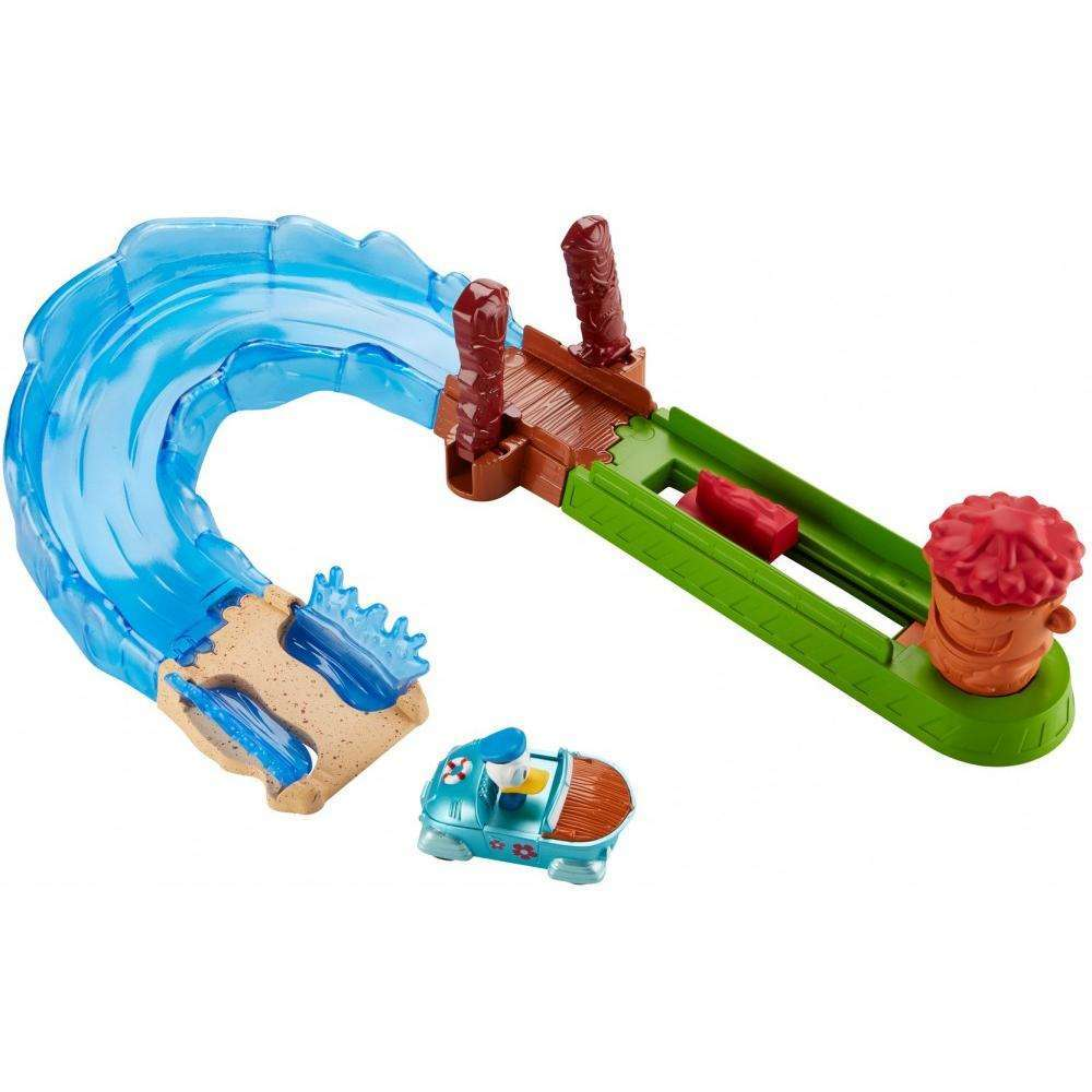 Disney Mickey Mouse Clubhouse Wacky Wave Rider Track Set