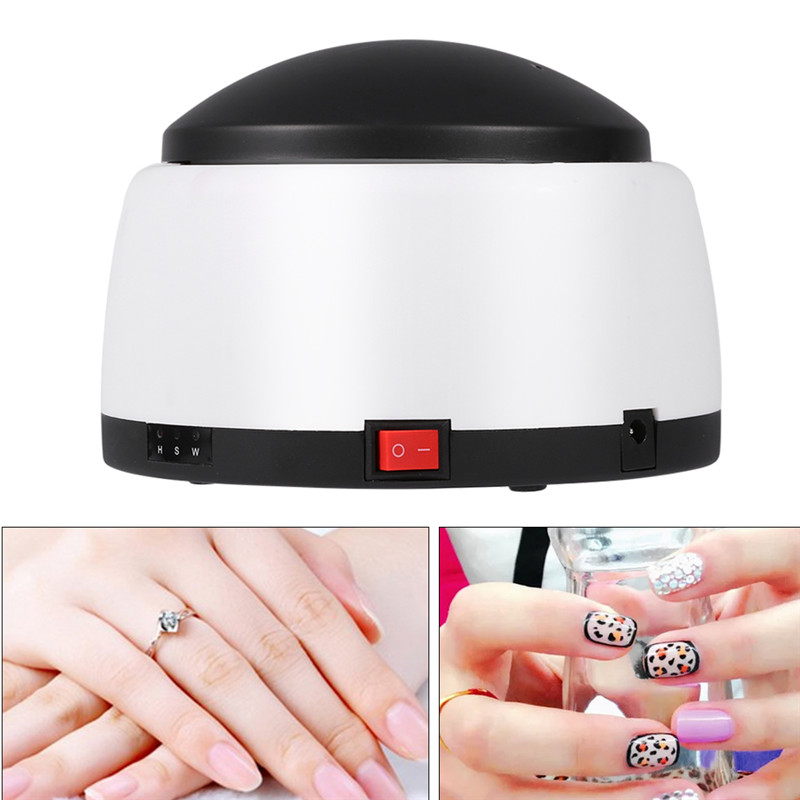 Gel Nail Polish Steamer Remover Machine Portable Electric Nail