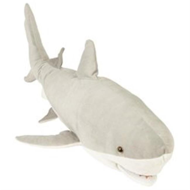 Sunny Toys NP8181 Animal Puppet - 30 in. - Bull Shark