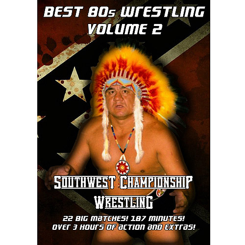 Southwest Championship Wrestling: Best 80s Wrestling, Vol. 2 by