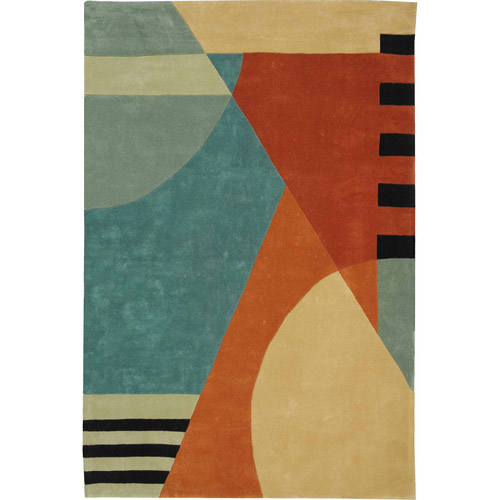 Safavieh Rodeo Drive Marsan Hand-Tufted Wool Area Rug, Gold