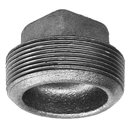 ANVIL Square Head Plug, Cored,1 In. 318902442