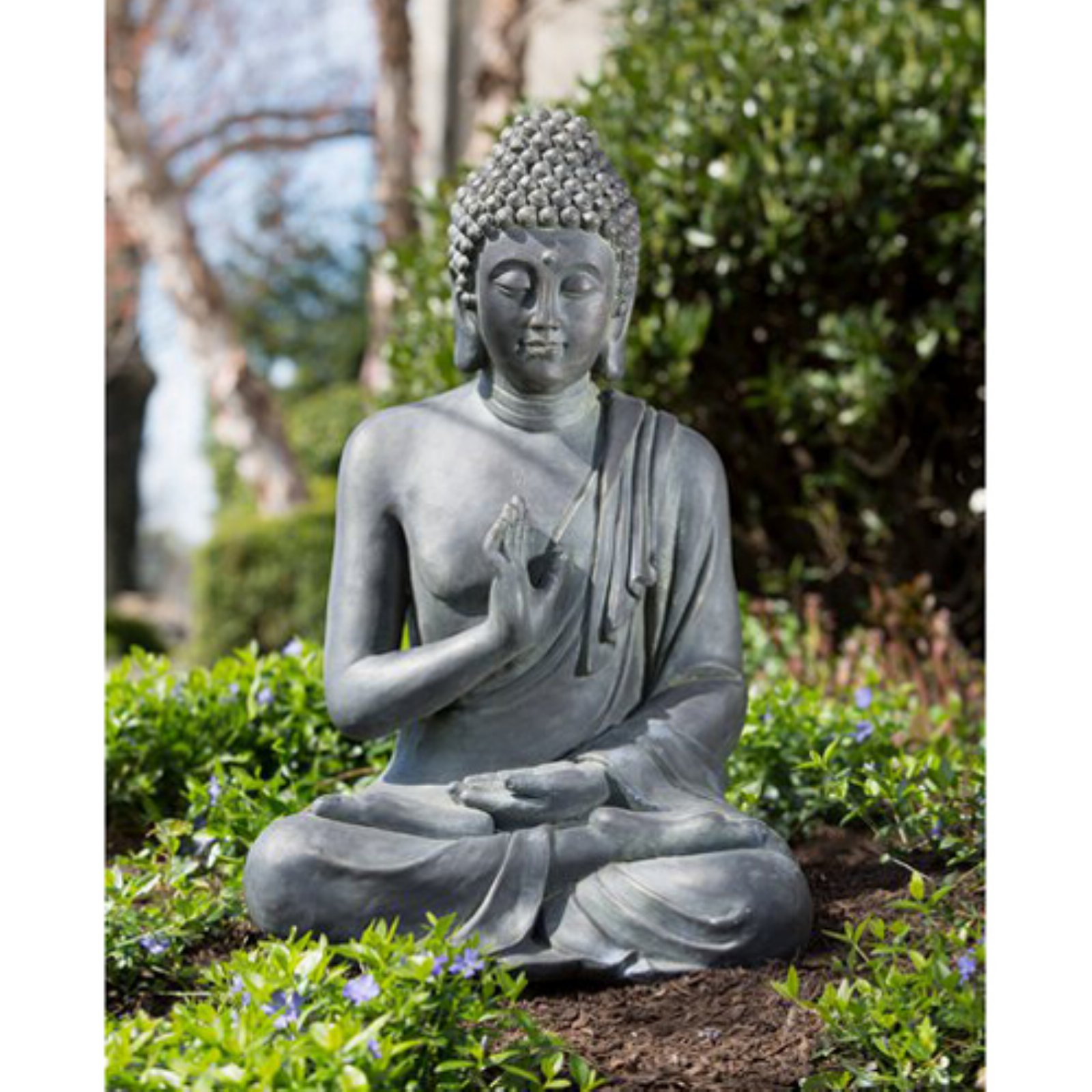 Alfresco Home Thai Buddha Garden Statue by Alfresco Home