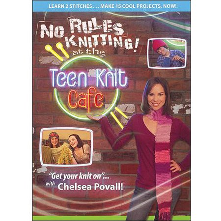 - No Rules Knitting At The Teen Knit Cafe