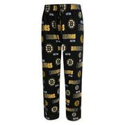 Men's Sweep Knit Boston Bruins Pajama Pants