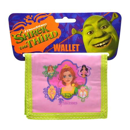 Princess Fiona Wallet, Bi-Fold Wallet By Dreamworks,USA - Princes Fiona