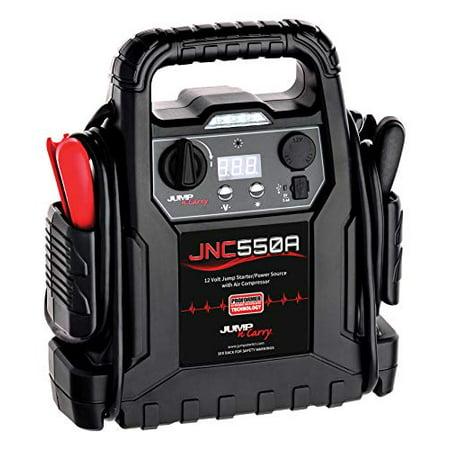 Clore Automotive KKC-JNC550A Jnc550a 1100 Peak Amp 12v Jump Starter / Power Supply / Air Compressor