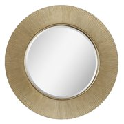Ren-Wil Dayton Wall Mirror - 39 diam.in.