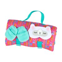 """My Life As Sleeping Bag Play Set for 18"""" Dolls, 4 Pieces"""