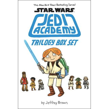 Star Wars: Jedi Academy: Trilogy Box Set (Star Wars: Jedi Academy) (Best Jedi Academy Mods)